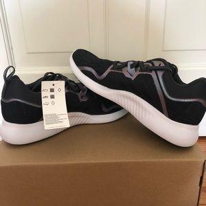 adidas women shoe edge bounce running size 9 Black